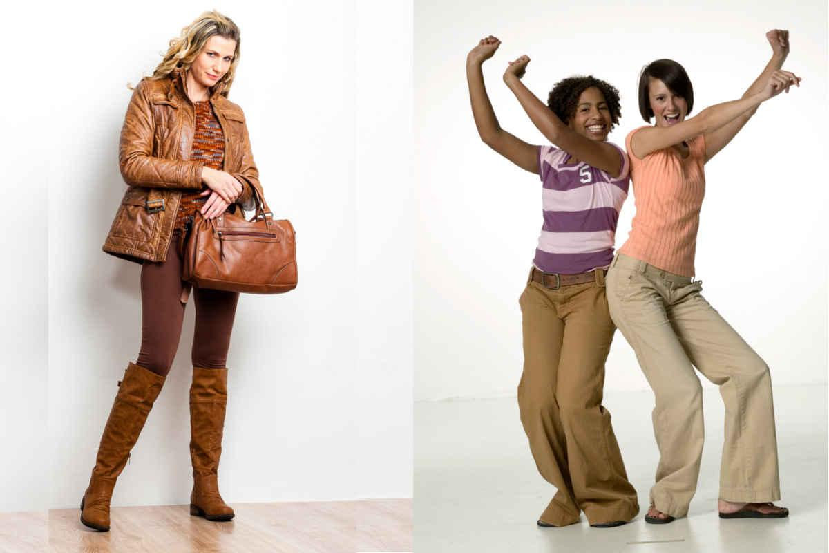 Mix 'n' Match! These are the Colors You Can Wear With Brown Pants -  Fashionhance