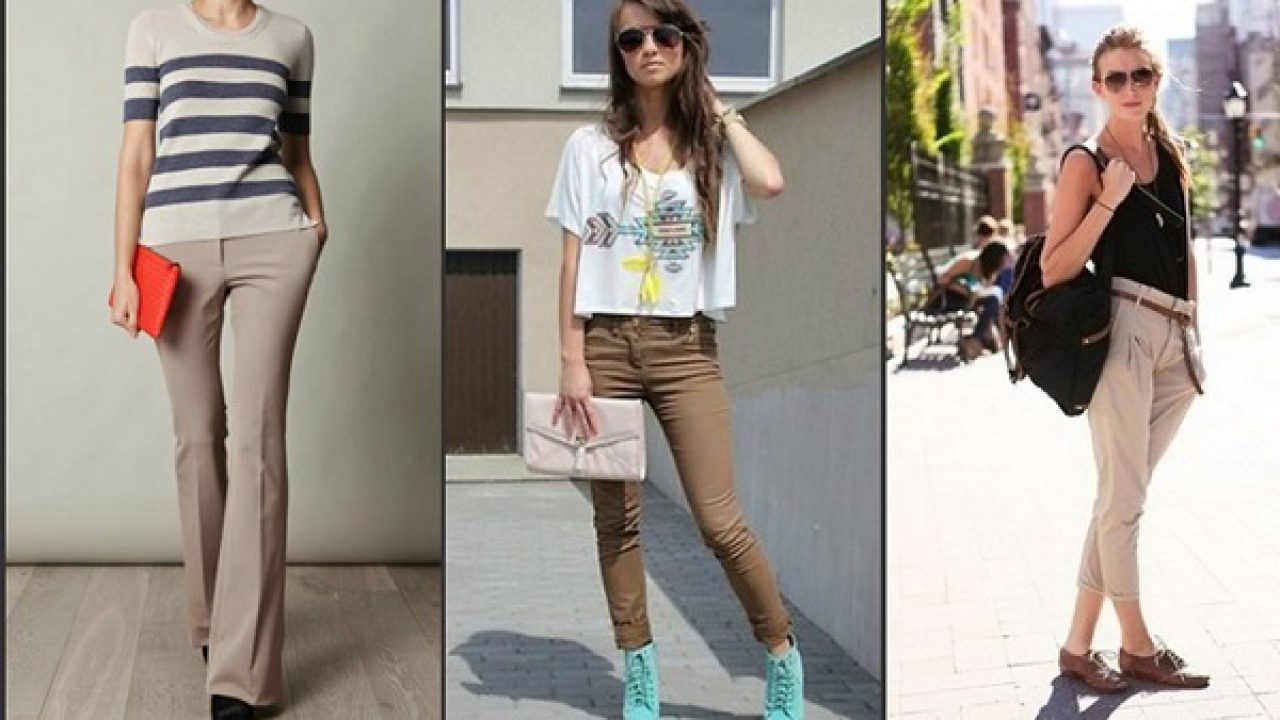 How To Wear Khaki Pants At Workplace this Summer
