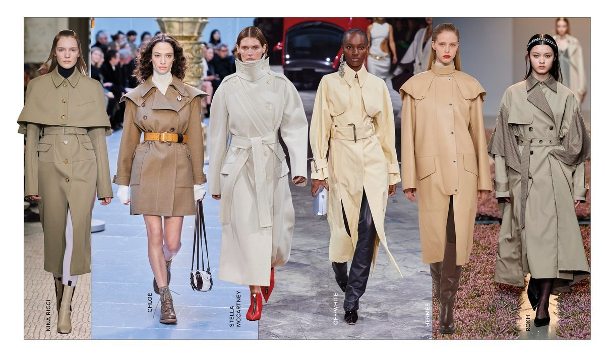 The Biggest PFW Trends From Fall/Winter 2020 & How To Wear Them – Editorialist