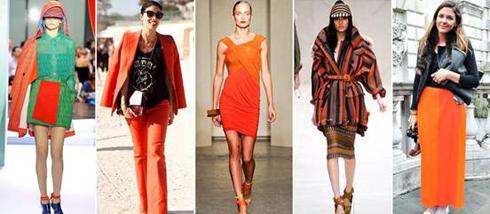 Colors in FashionBermond Fashion