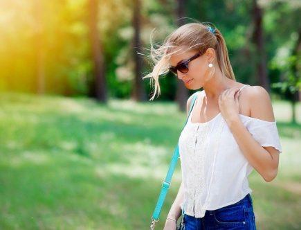 Le soleil s'invite du côté de la mode pour femme !